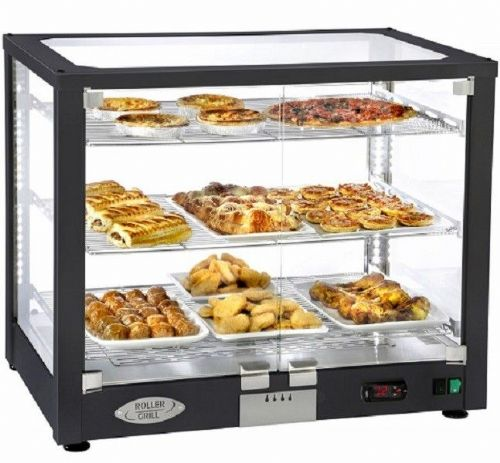Roller Grill WD780D Heated Display cabinet (Counter top) Heated Displays